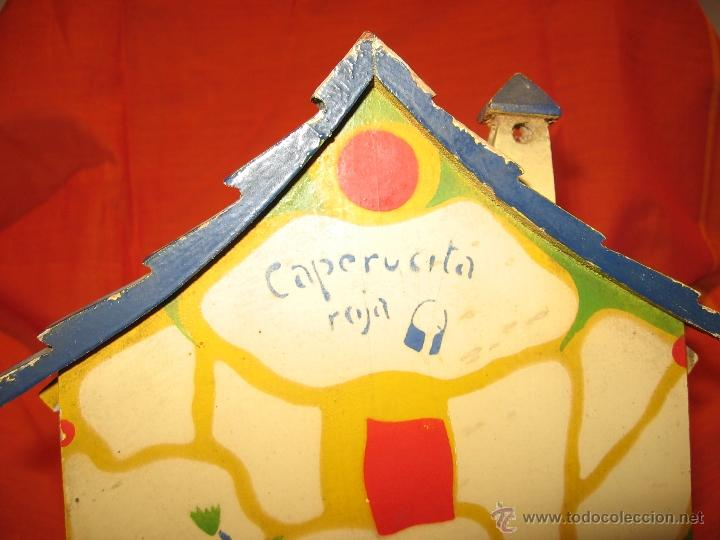 Muñeca española clasica: Casa de Caperucita.Denia, años 40-50. - Foto 2 - 55014610