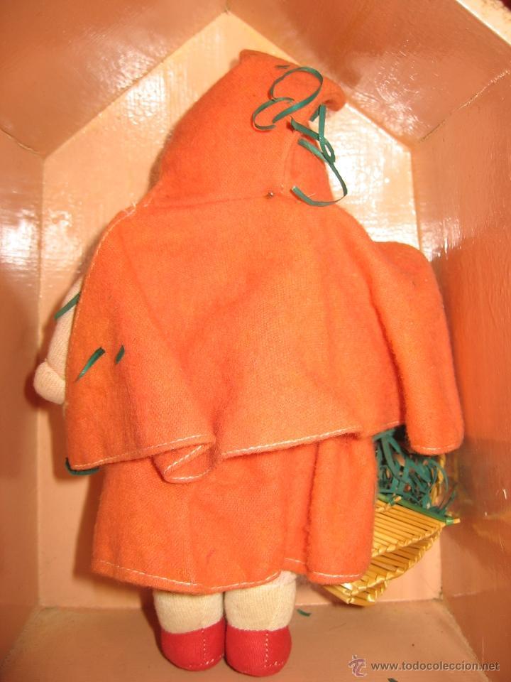 Muñeca española clasica: Casa de Caperucita.Denia, años 40-50. - Foto 4 - 55014610