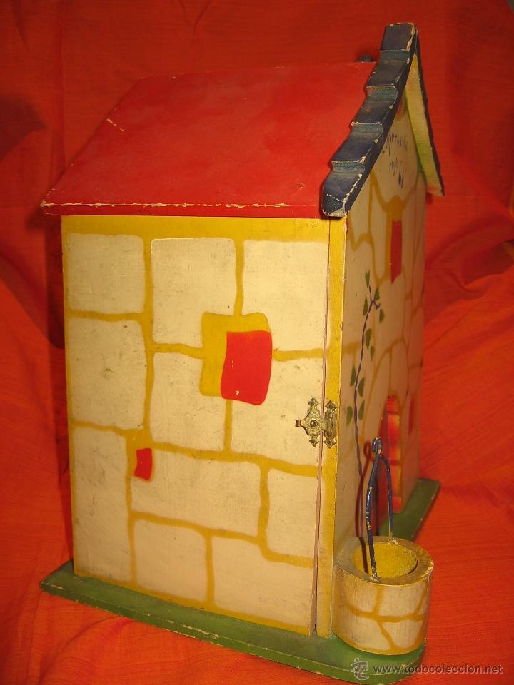 Muñeca española clasica: Casa de Caperucita.Denia, años 40-50. - Foto 5 - 55014610