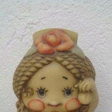 Muñeca española clasica: MUÑECA FLAMENCA JIAL / MIDE: 20 CMS DE ALTO. Lote 55905756