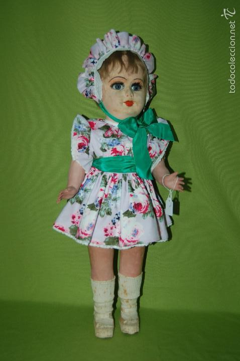 Muñeca española clasica: muñeca florido años 20 - Foto 11 - 54222730