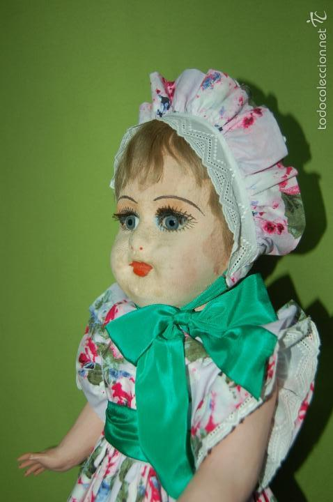 Muñeca española clasica: muñeca florido años 20 - Foto 12 - 54222730