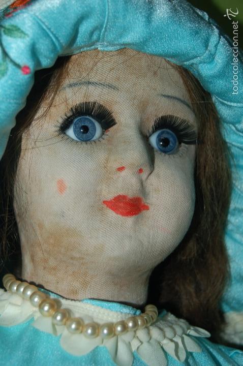 Muñeca española clasica: muñeca de florido años 20 - Foto 13 - 54222836