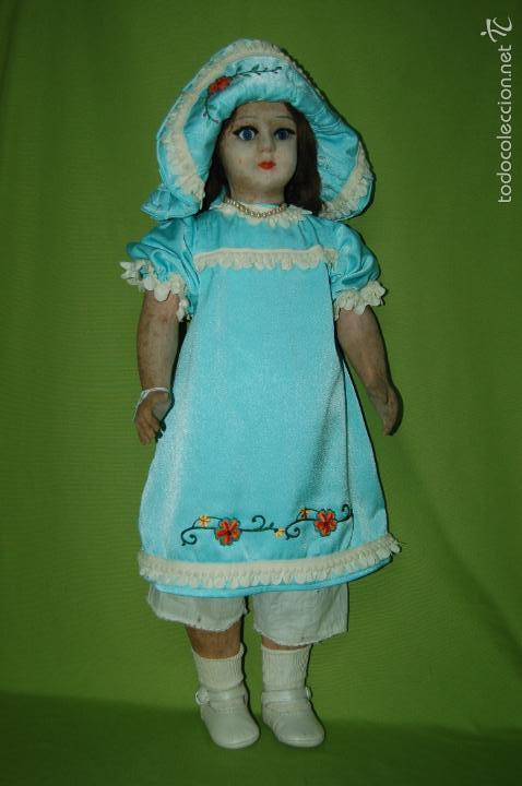 Muñeca española clasica: muñeca de florido años 20 - Foto 15 - 54222836