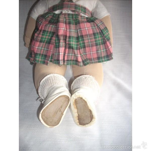 Muñeca española clasica: Muñeca Rubita, de Florido, nueva en su caja, parecida a Milly - Foto 5 - 56402514