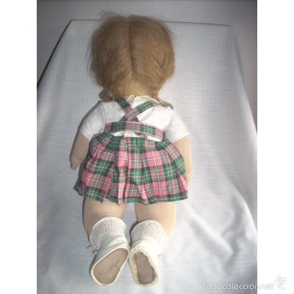 Muñeca española clasica: Muñeca Rubita, de Florido, nueva en su caja, parecida a Milly - Foto 8 - 56402514