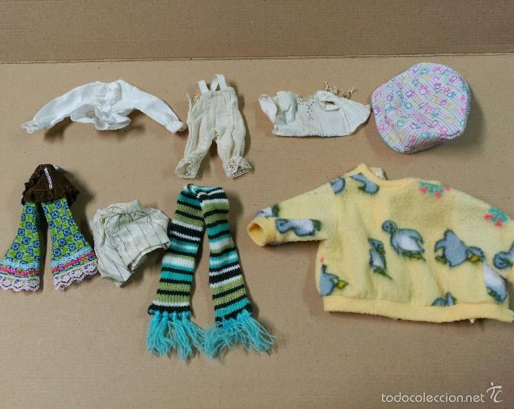 Muñeca española clasica: lote de vestidos y complementos de muñecas - Foto 5 - 56826148