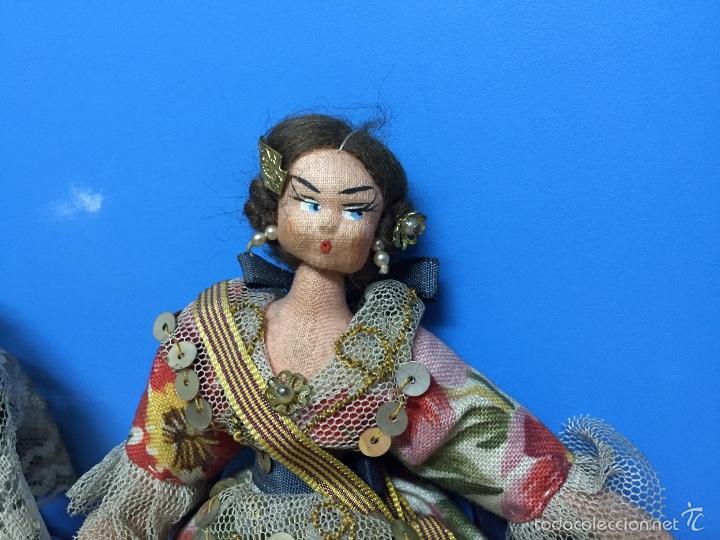 Muñeca española clasica: 2 Antiguas muñecas - Foto 2 - 56916500