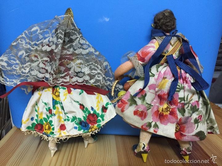 Muñeca española clasica: 2 Antiguas muñecas - Foto 5 - 56916500