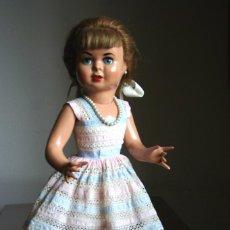 Muñeca española clasica: VIVIANA DE INDUSTRIA LEB AÑOS 50. Lote 57026095