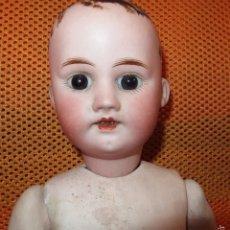 Muñeca española clasica: BEBÉ JUAN,PORCELANA,SPAIN,PRINCIPIO DEL SIGLO XX. Lote 57178352