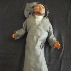 Muñeca española clasica: MUÑECO MORITO DE TERRACOTA. AÑOS 30.. Lote 57513511