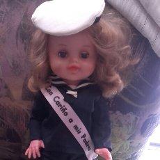 Muñeca española clasica: MUÑECA MARINERA DE CARTAGENA. Lote 57954217