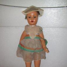 Muñeca española clasica: ANTIGUA MUÑECA DIANA DE FAMOSA ANDADORA TODA DE CARTÓN - AÑO 1950S.. Lote 58489783