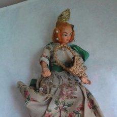Muñeca española clasica: MUÑECA FALLERA VALENCIANA LAYNA. Lote 59921311