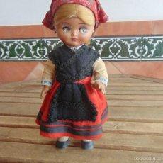 Muñeca española clasica: MUÑECA LINDA PIRULA VESTIDA DE REGIONAL. Lote 60809295