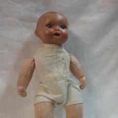 Muñeca española clasica: ANTIGUA MUÑECA MARCADA AÑOS 50. Lote 63019464
