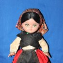 Muñeca española clasica: LINDA PIRULA -PRECIOSA MUÑECA LINDA PIRULA REGIONAL, VER FOTOS! SBB. Lote 63551176