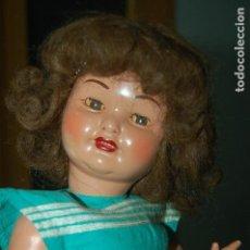 Muñeca española clasica: GISELA DE PRIMERA EPOCA. Lote 64480599