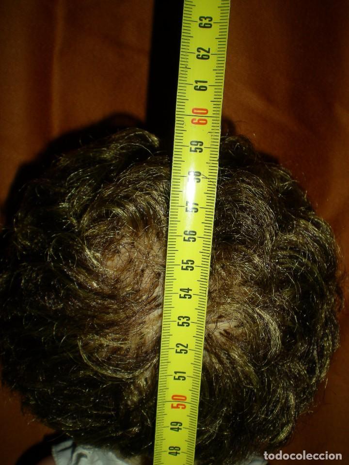 Muñeca española clasica: preciosa mirinda de famosa años 50/60 pelo mechas castañas y doradas muy buen estado - Foto 6 - 68647345