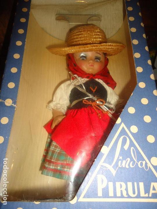 MUÑECA LINDA PIRULA MANCHEGA (Juguetes - Otras Muñecas Españolas Clásicas (Hasta 1.960))