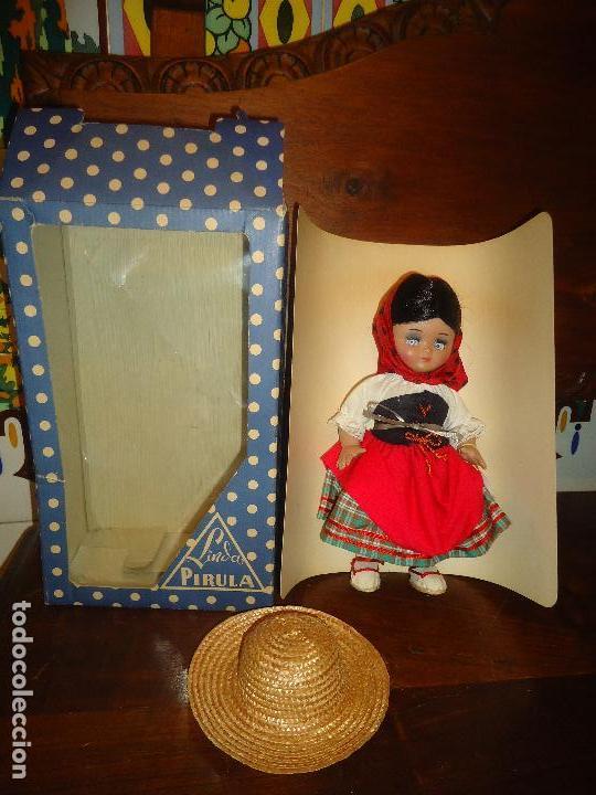 Muñeca española clasica: MUÑECA LINDA PIRULA MANCHEGA - Foto 2 - 70485913