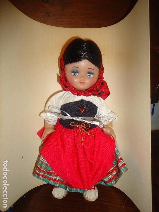 Muñeca española clasica: MUÑECA LINDA PIRULA MANCHEGA - Foto 3 - 70485913