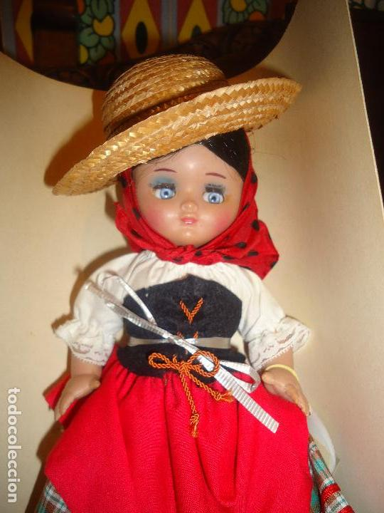 Muñeca española clasica: MUÑECA LINDA PIRULA MANCHEGA - Foto 4 - 70485913