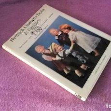 Muñeca española clasica: HEUBACH DOLLS, CHARACTER, LYDIA RICHTER, KARIN SCHMELCHER, ERNST HEUBACH 1992. Lote 71586719