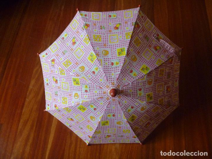 Muñeca española clasica: sombrilla paraguas muñeca 38 cm - Foto 2 - 72685183