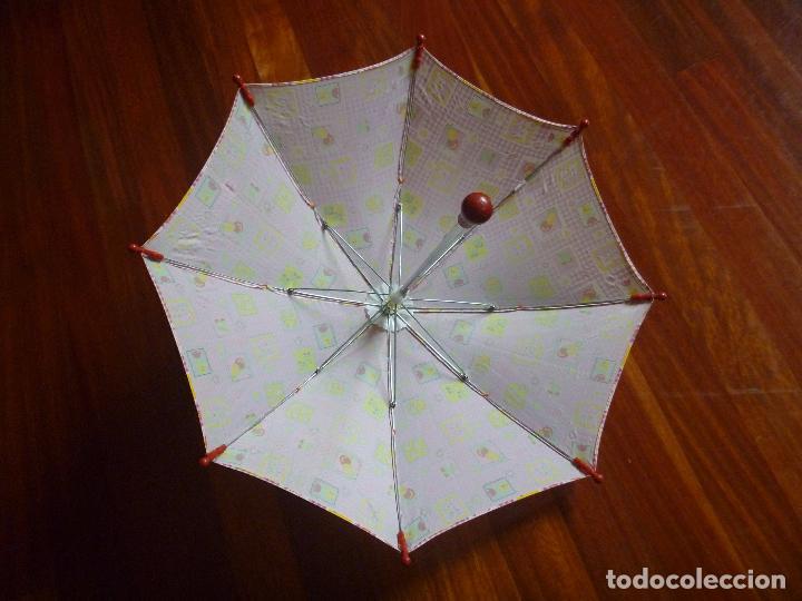 Muñeca española clasica: sombrilla paraguas muñeca 38 cm - Foto 3 - 72685183