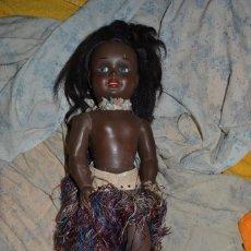 Muñeca española clasica: MUÑECA NEGRA DIANA. Lote 73294823