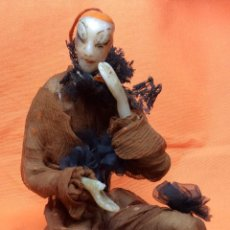 Muñeca española clasica: MUÑECA DE CERA PRINCIPIOS SIGLO XX. Lote 165276242