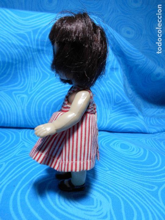 Muñeca española clasica: MUÑECA MINI MARIQUITA PEREZ MIDE UNOS 13 CM REF (3) - Foto 3 - 75855663