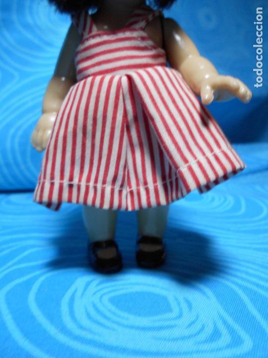 Muñeca española clasica: MUÑECA MINI MARIQUITA PEREZ MIDE UNOS 13 CM REF (3) - Foto 4 - 75855663