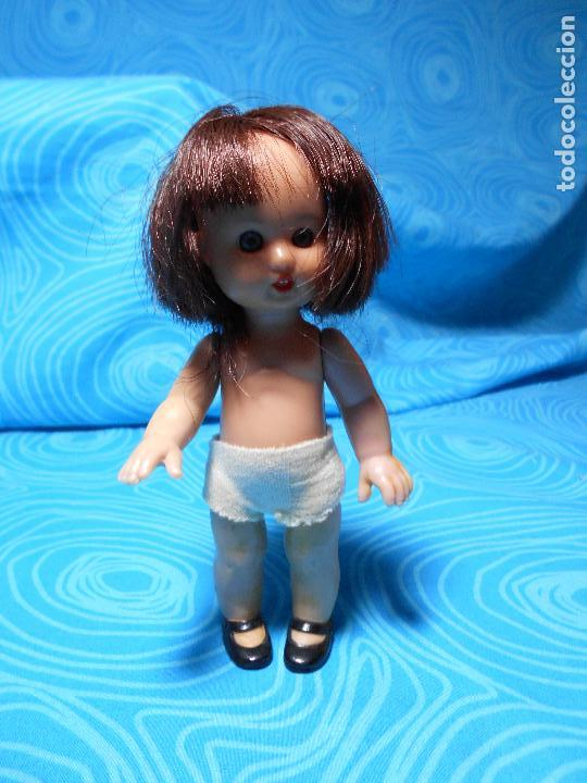 Muñeca española clasica: MUÑECA MINI MARIQUITA PEREZ MIDE UNOS 13 CM REF (3) - Foto 4 - 75855923