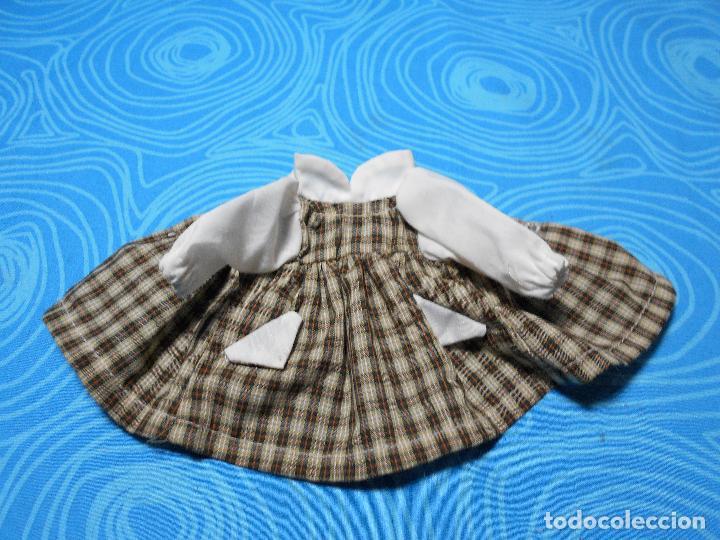 Muñeca española clasica: VESTIDO MARIQUITA PEREZ 20 CM - Foto 7 - 75860319