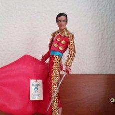 Muñeca española clasica: LOTE MUÑECO/AS DE MARIN DE CHICLANA CÁDIZ . Lote 79870173