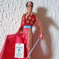 Muñeca española clasica: LOTE MUÑECO/AS DE MARIN DE CHICLANA CADIZ . Lote 79870869