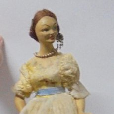Muñeca española clasica: ANTIGUA MUÑECA / MASCOTA FALLERA. PUBLICITARIA DE ARROZ SOS. LA DE LA FOTO. VER. . Lote 80575430