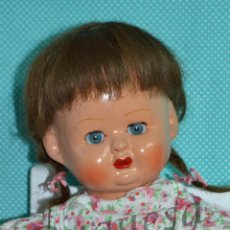 Muñeca española clasica: MUÑECA DE FLORIDO, DE LA SERIE BEBES BLANDOS.. Lote 81668000
