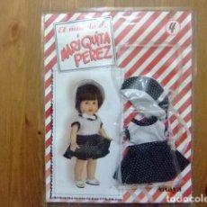 Muñeca española clasica: MARIQUITA PÉREZ VESTIDO DE PASEO PARA MUÑECA DE 20 CM. FASCÍCULO 4. Lote 182590650