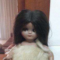 Muñeca española clasica: MUÑECA LINDA PIRULA MULATA DE MUÑECAS ALBA. Lote 83363304