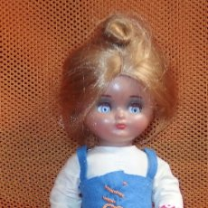Muñeca española clasica: LINDA PIRULA CON TRAJE REGIONAL,MUÑECAS DE ALBA. Lote 99486160