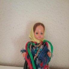 Muñeca española clasica: MUÑECA TRAJE REGIONAL DOLL POUPPE . Lote 83849988