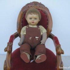Muñeca española clasica: PRECIOSO MILITIN DE LA PRESTIGIOSA CASA FLORIDO, 50 CM.. Lote 85328852