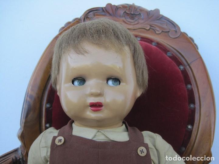 Muñeca española clasica: PRECIOSO MILITIN DE LA PRESTIGIOSA CASA FLORIDO, 50 CM. - Foto 2 - 85328852