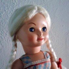 Muñeca española clasica: PRECIOSA PIERINA (MARISOL) AÑOS 60 ,TODO ORIGINAL .. Lote 85337144