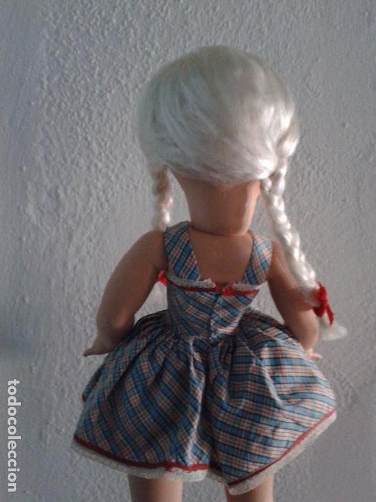 Muñeca española clasica: PRECIOSA PIERINA (MARISOL) AÑOS 60 ,TODO ORIGINAL . - Foto 5 - 85337144