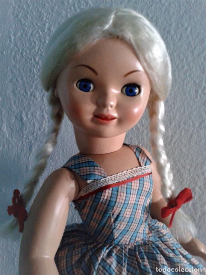 Muñeca española clasica: PRECIOSA PIERINA (MARISOL) AÑOS 60 ,TODO ORIGINAL . - Foto 6 - 85337144